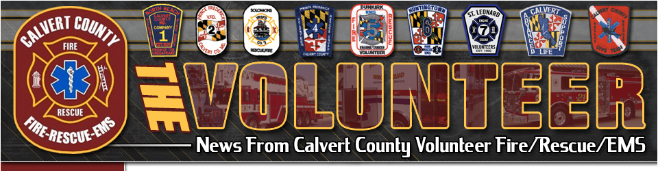 Calvert County Fire, Rescue, EMS